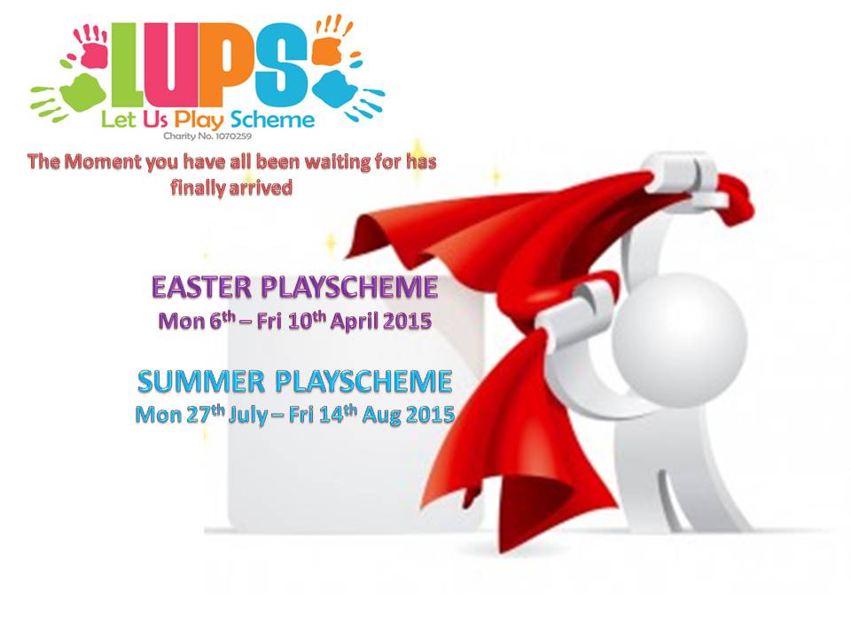 LUPS Easter and Summer 2015